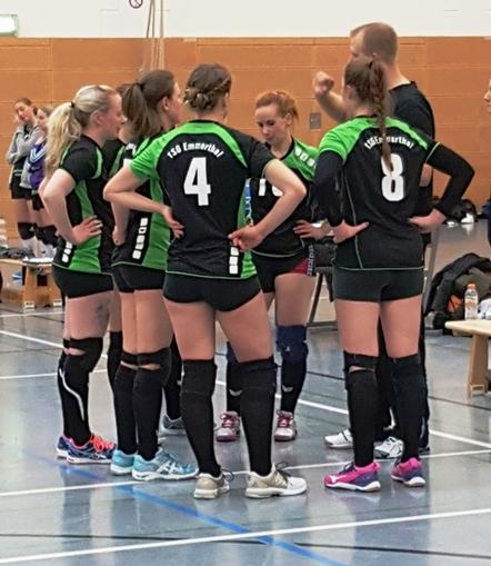 Volleyball Damen TSG Emmerthal